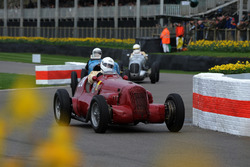 Трофей Варци: Ганс, Maserati