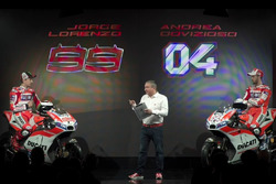 Ducati presentación 2017 (Screenshot)