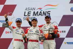 GT Winner:#31 Team Audi Korea Audi R8 LMS GT3: Kyong Ouk You, Marchy Lee, Alex Yoong