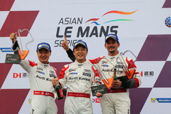 GT Winner:#31 Team Audi Korea Audi R8 LMS GT3: Kyong Ouk You, Marchy Lee, Alex Yoong