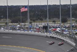 Ford Performance Chip Ganassi Racing Ford GT en la pista