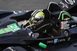 #20 BAR1 Motorsports ORECA FLM09: Don Yount, Buddy Rice, Mark Kvamme, Chapman Ducote, Gustavo Yacama