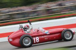 1959 Tecnica Meccanica-Maserati, Tony Wood