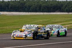 Emanuel Moriatis, Martinez Competicion Ford, Gaston Mazzacane, Coiro Dole Racing Chevrolet