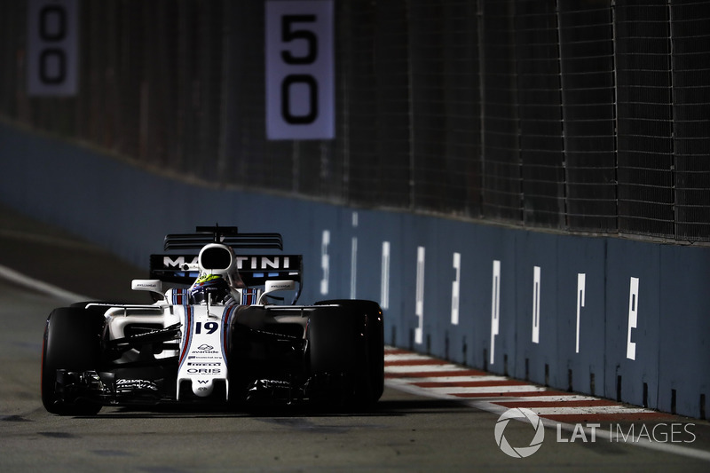 17. Felipe Massa, Williams FW40