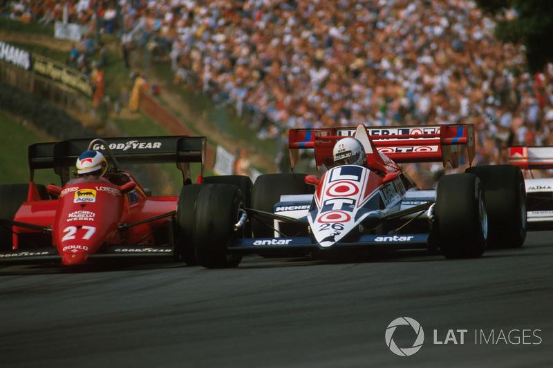 Andrea De Cesaris, Ligier JS24