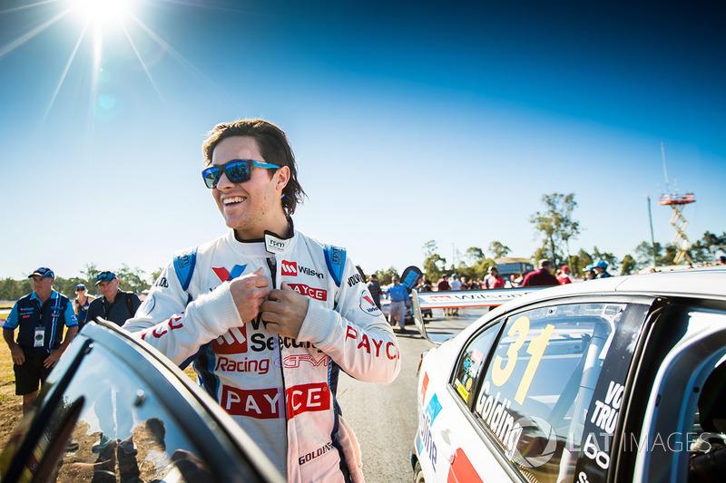 James Golding, Garry Rogers Motorsport