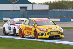 Luke Davenport, Motorbase Performance, Ford Focus
