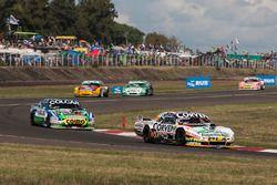 Juan Marcos Angelini, UR Racing Dodge, Gaston Mazzacane, Coiro Dole Racing Chevrolet