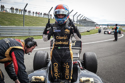 Race winner Pietro Fittipaldi, Lotus