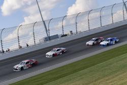 Erik Jones, Joe Gibbs Racing Toyota, Cole Custer, Stewart-Haas Racing Ford, Ryan Blaney, Team Penske