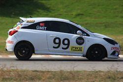 #99 Ümit Ülkü, Opel Corsa Opc