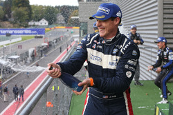 LMP3 podium: John Falb