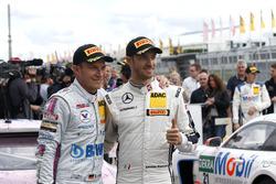#26 BWT Mücke Motorsport, Mercedes-AMG GT3: Sebastian Asch, Edoardo Mortara