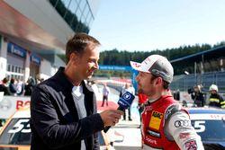 Intervista TV con Jamie Green, Audi Sport Team Rosberg, Audi RS 5 DTM