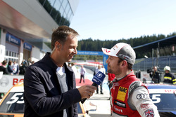 Entrevista a Jamie Green, Audi Sport Team Rosberg, Audi RS 5 DTM