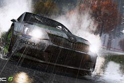 WRC 6 Ekran Görüntüleri