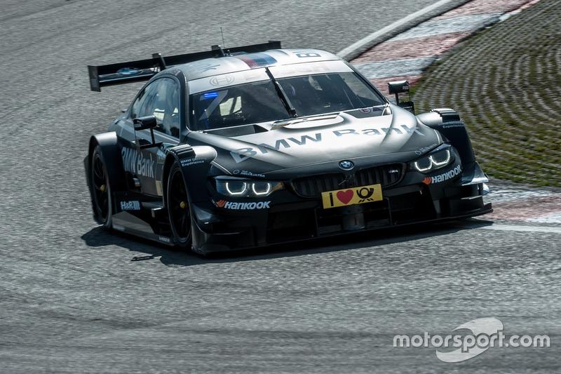 Bruno Spengler, BMW