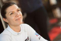 Katherine Legge, Panoz DeltaWing Racing