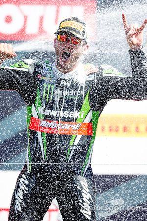Pazar yarış 1. Tom Sykes, Kawasaki Racing Team