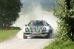 #54 Christopher Seysen, Detlef Ruf, Lancia Stratos