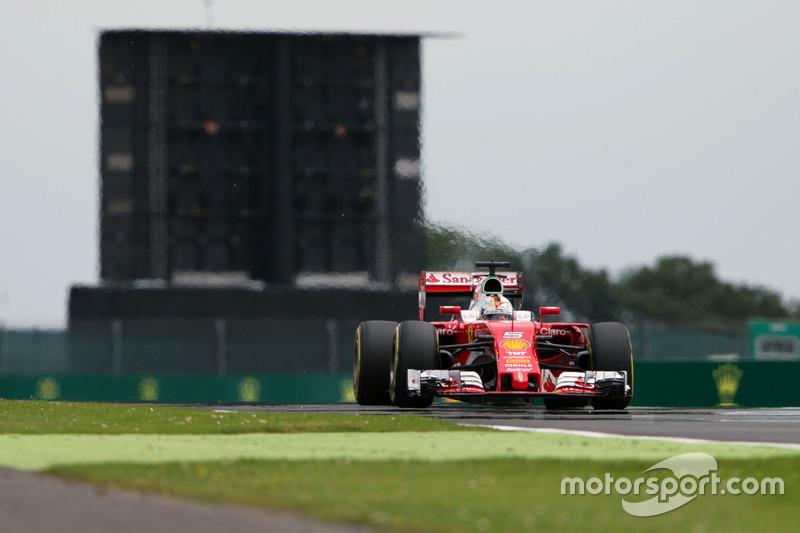 9. Sebastian Vettel, Ferrari SF16-H