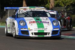 #155 Porsche 997Cup-GTCup, Drive Technology: Carboni-Durante