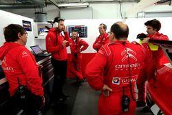 Ingenieros de Citroën World Touring Car Team