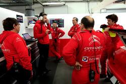 Engineers Citroën World Touring Car Team