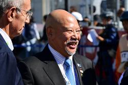 Yojiro Terada, Ambassador Aco