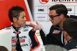 Hiroki Ono, Honda Team Asia