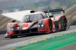 #93 N'Race Ligier JSP3: Pierre Fontaine, Christophe Decultot, Jordan Perroy