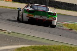 #102 Scuderia Niki Ferrari 458: Claudio Schiavoni