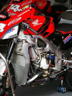 La moto de Daijiro Kato, Fortuna Honda Gresini
