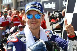 Jorge Lorenzo, Yamaha Factory Racing, troisième