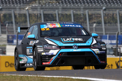 Ronnie Latine/Maxime Potty, Team WRT, VW Golf GTR