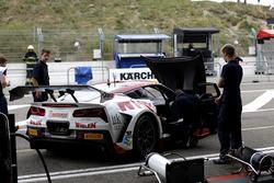 #31 Callaway Competition, Corvette C7 GT3: Loris Hezemans, Eric Curran