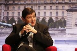 Patrick Kanner, französischer Sportminister