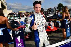 LMP3 winners #9 Graff Racing Ligier JS P3 - Nissan: Eric Trouillet, Paul Petit, Enzo Guibbert