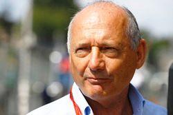 Ron Dennis, Presidente Ejecutivo, McLaren Automotive