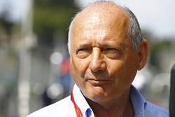 Ron Dennis, Presidente Ejecutivo, McLaren Automotive