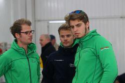 Andreas Gummerer, Markus Gummerer et Jordi Oriola