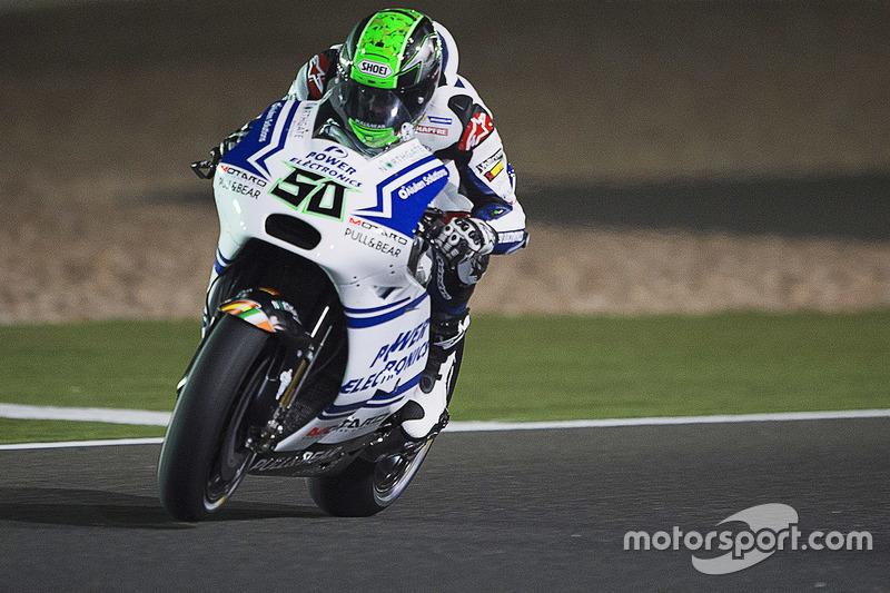 Eugene Laverty (Ducati), 12. Platz
