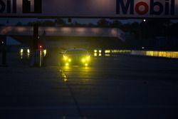 #63 Scuderia Corsa Ferrari 488 GT3: Christina Nielsen, Jeff Segal, Alessandro Balzan