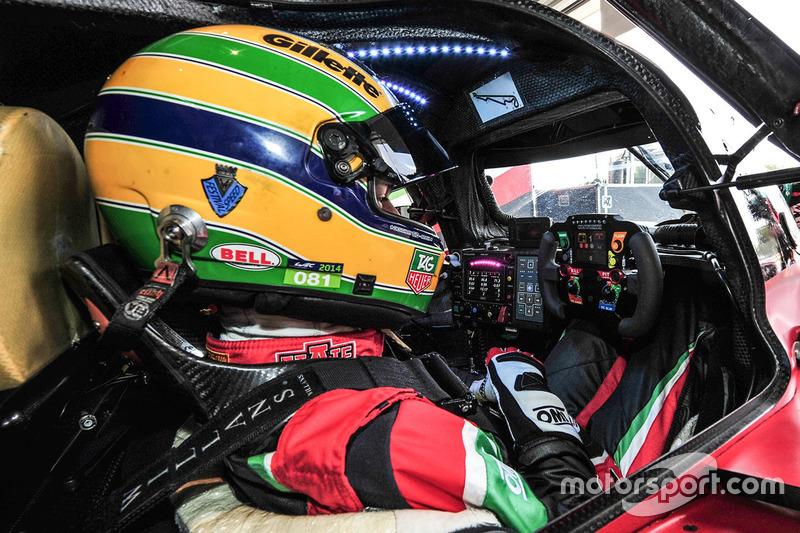 #43 RGR Sport by Morand, Ligier JSP2 - Nissan: Bruno Senna
