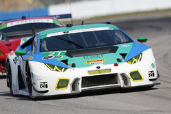 #21 Konrad Motorsport Lamborghini Huracan GT3: Pierre Ehret, Jürgen Krebs, Chris Zöchling