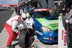 Brett McFarland, Peter Green Jnr, Subaru Impreza WRX STI G-2