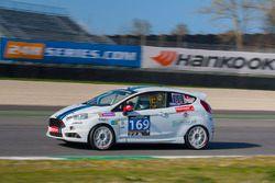 #169 Barin Ford Fiesta ST : Roberto Barin, Simone Barin