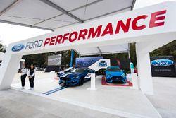 Cabina de Ford Performance