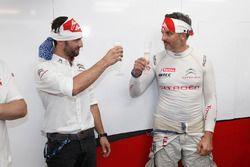 Şampiyon José María López, Citroën World Touring Car Team, Yvan Muller, Citroën World Touring Car Te
